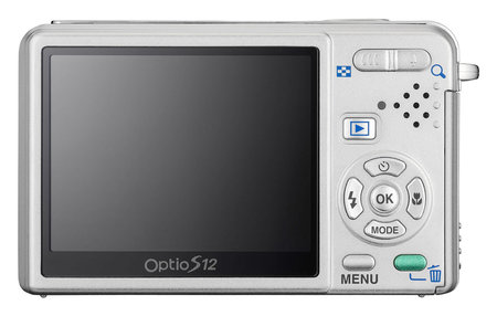 Pentax optio s12 camera
