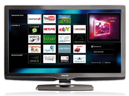 Philips Web TV
