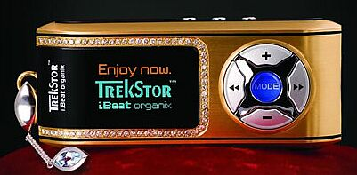 Trekstor i.Beat Organix MP3 player