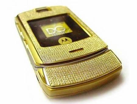 gold. Goldquot; handset which