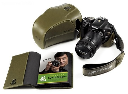Yes, Jackie Chan is the man and the awesome new Canon EOS 550D has totally