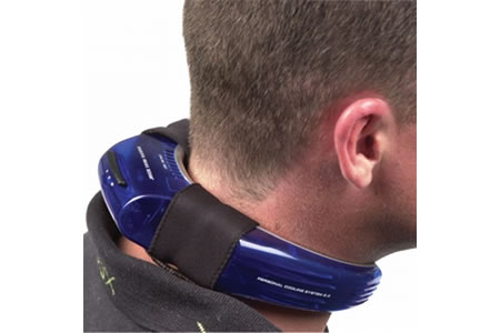 personal neck cooling system