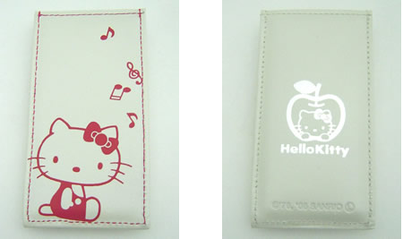 Hello Kitty iPod case - New Launches