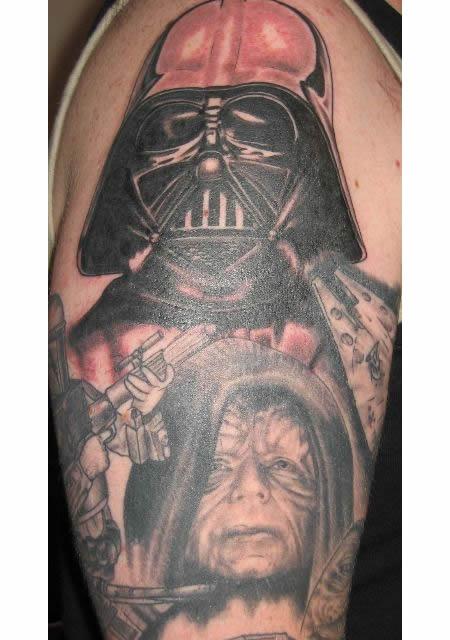 Top 7 Geeky Star Wars tattoos
