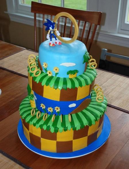Halo Birthday Cake For Sale