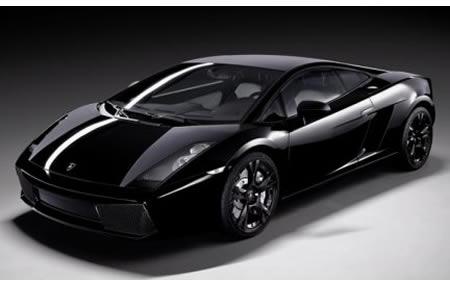 Lamborghini Gallardo Nera Style