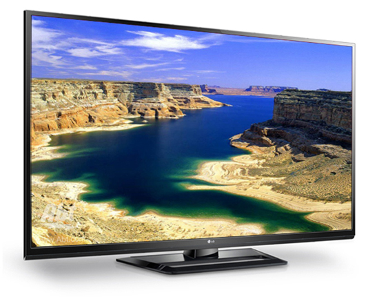 05 LG 50PA5500 50 inch 1080p 600Hz Plasma HDTV