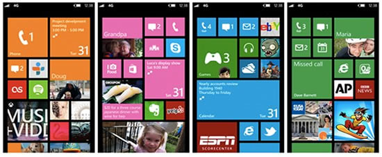 Microsoft windows phone 8 2
