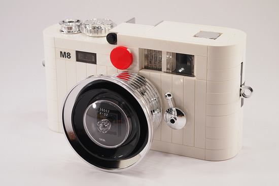 lego leica m8 2