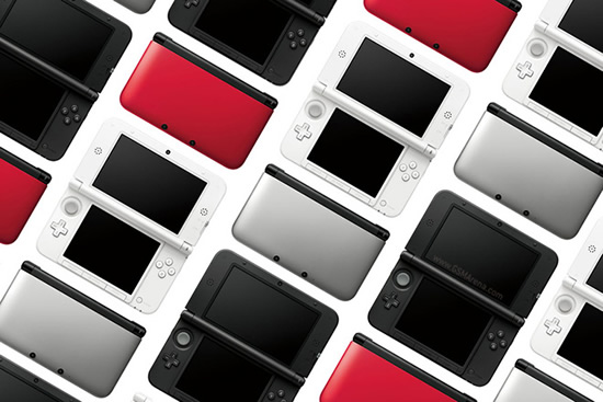 nintendo announces 3ds xl
