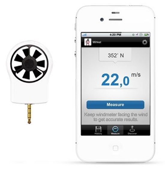 shaka iphone wind meter 1
