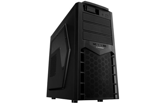 01 Xilence Montclair Mid Tower PC Case