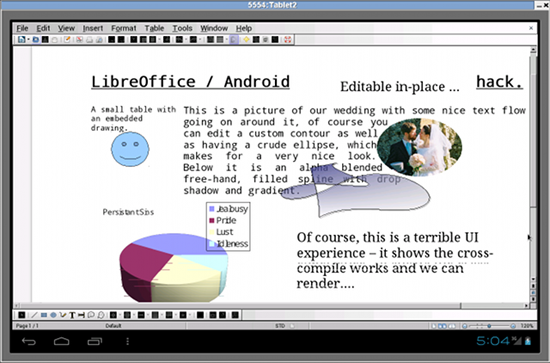 02 LibreOffice Android