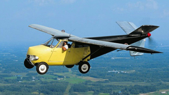 04 1954 Taylor Aerocar N 101D Flying Car