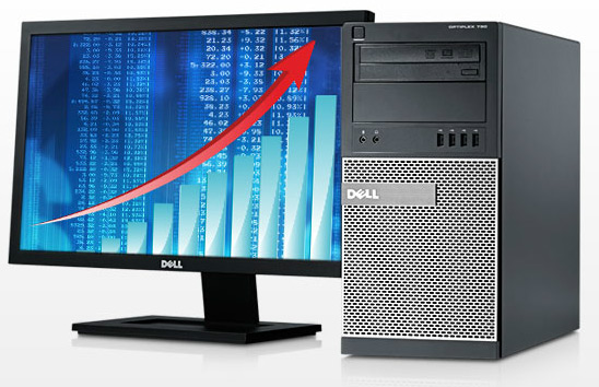 05 Dell Optiplex 390 Core i5 Quad core Mini Tower