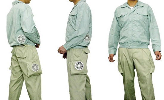 AirConditioned Cooling Pants