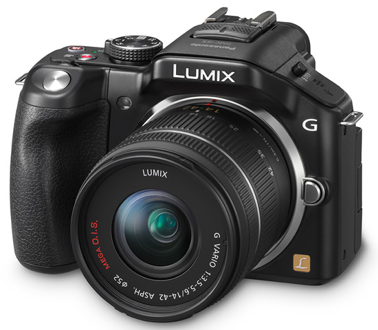 Lumix DMC G5
