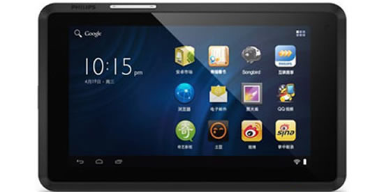 Philips T7 Plus tablet