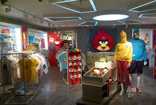 angry birds store 1