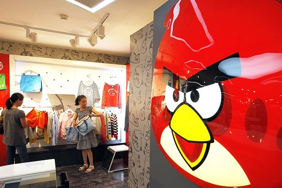 angry birds store 2