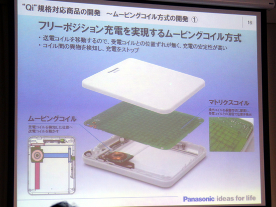 panasonic charger pad 2