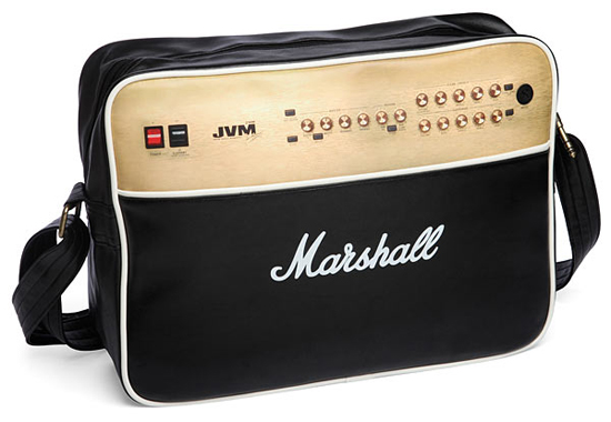 01 Marshall Power Amp Laptop Bag