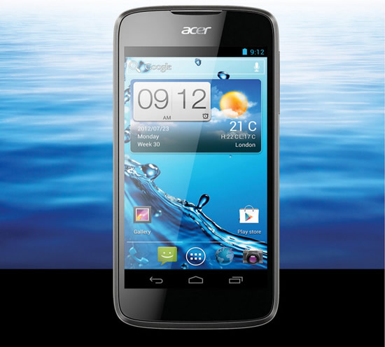acer liquid gallant 11