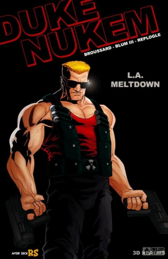 duke nukem 570x880