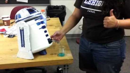 r2d2 drink dispenser 1