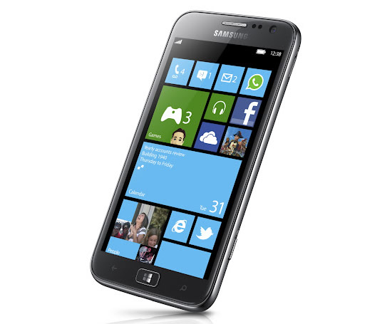 samsung windows phone 3