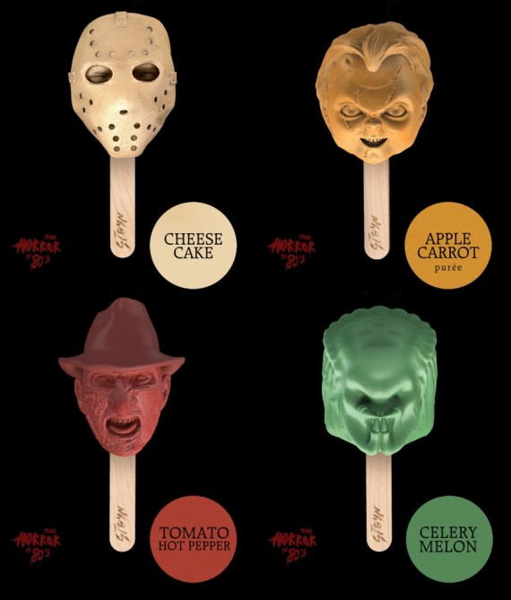 stoyn ice cream horror jason freddy chucky predator wired design1 570x669