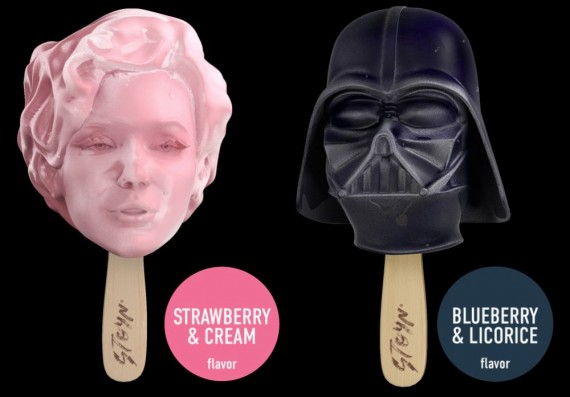 stoyn ice cream marylin darth vader wired design 1 570x397