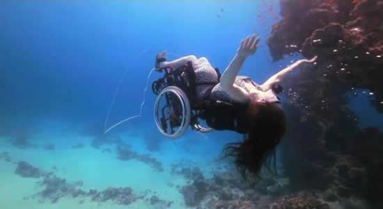 underwater wheelchair 1