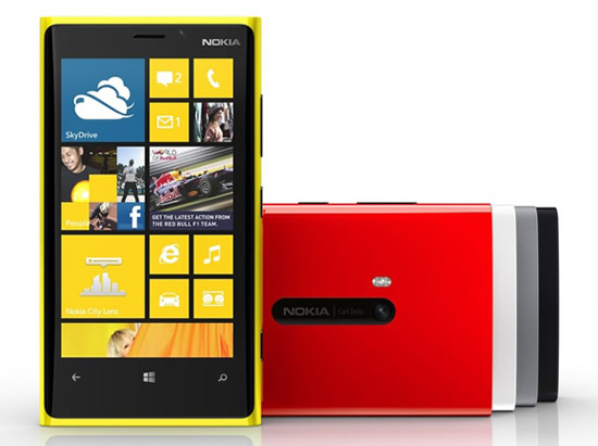 nokia lumia 1
