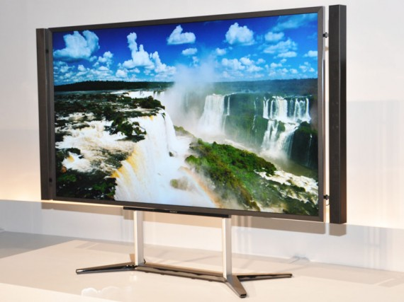 sony 84 inch 2 570x427 Drool over Sony's gorgeous 84 inch 4K TV