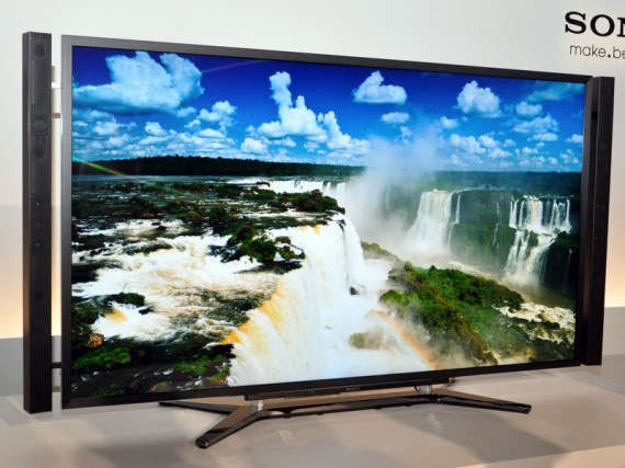 sony 84 inch 3 570x427 Drool over Sony's gorgeous 84 inch 4K TV