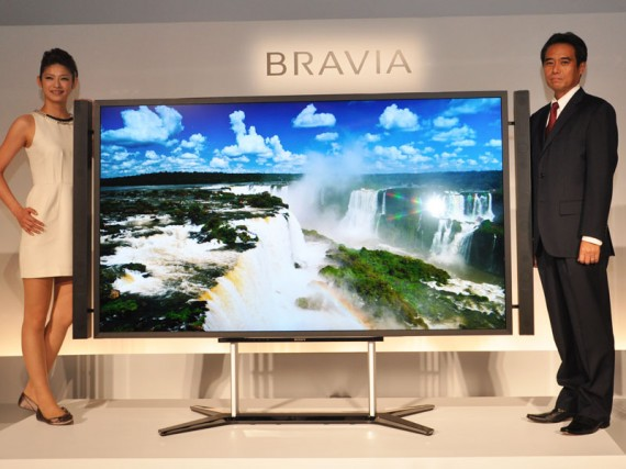 sony 84 inch 570x427 Drool over Sony's gorgeous 84 inch 4K TV