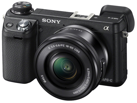 sony nex 6 1