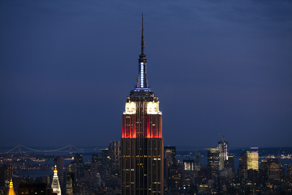 Cnn Live Empire State Building