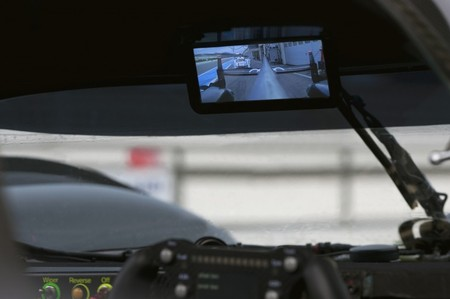 Audi packs R18 LeMans Race cars with AMOLED 9 thumb 450x299