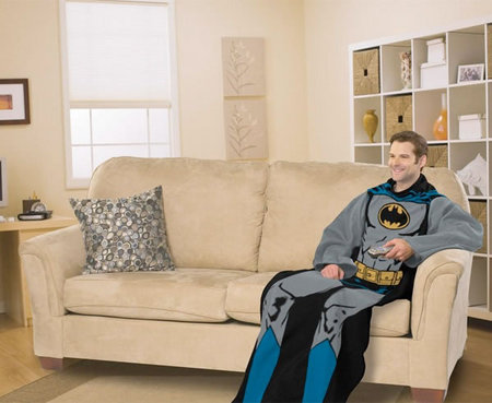 Batman Snuggie Blanket 1 thumb 450x369