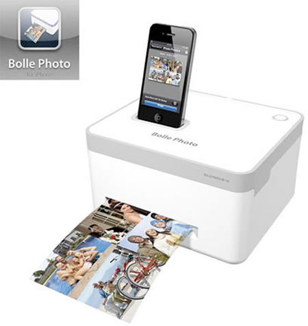Bolle BP 10 Photo Printer 1