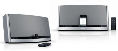 bose sounddock 10 for the ipod. Black Bedroom Furniture Sets. Home Design Ideas