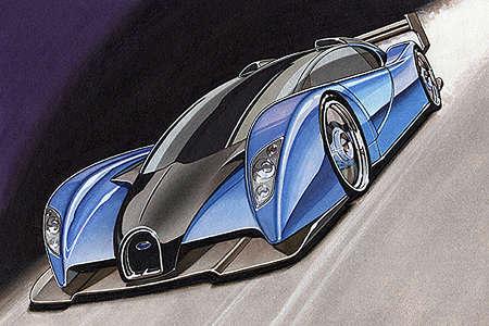 Bugatti on New Bugatti Veyron Track Car Will Be Uber Fast Plus Uber Pricey