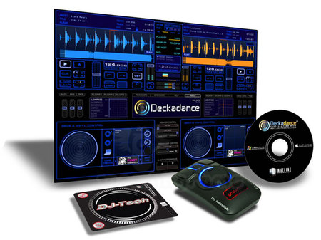 Dj Scratch Board dj mouse brings the turntable under your palm ...