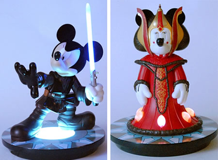 Disney Star Wars Big Figs