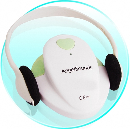 Fetal Doppler System Allows You To Hear And Record Your