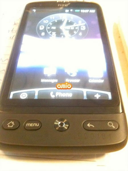 HTC Bravo Android Phone 3