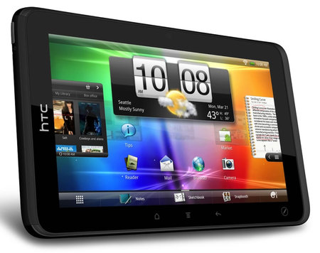 HTC EVO View 4G Tablet 1 thumb 450x356