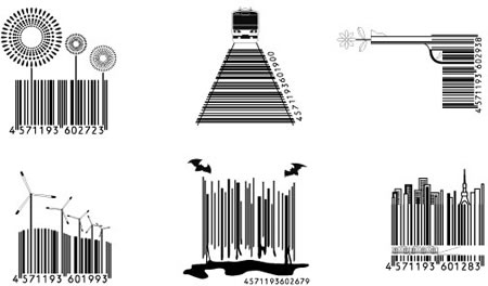 Japanese barcodes